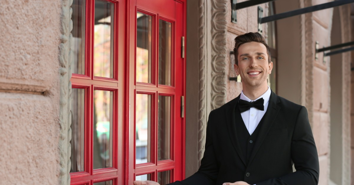 Can Virtual Doorman® Replace a Traditional Doorman?